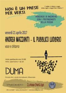 Andrea Mazzanti - Il pubblico ludibrio