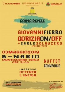 Coincidenze - Gorizia On/Off di Giovanni Fierro