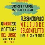 Scritture in Bottega - Nel cuore del conflitto